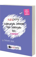 LYS Cumhuriyet Dönemi Türk Edebiyatı Soru Bankası 4 Element