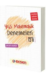 YGS Matematik Denemeleri 15'li Paket