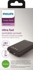 Philips 7800mAh Power bank 2.1A 2 USB  DLP7805U/10