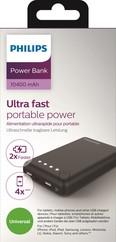 Philips 10400mAh Power bank 3.1A 2 USB  DLP10405/10