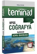 KPSS Teminat Coğrafya Açıklamalı Soru Bankası