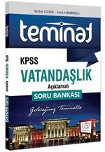 KPSS Teminat Vatandaşlık Açıklamalı Soru Bankası