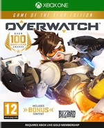 Overwatch XBOX ONE – Game of the Year Edition
