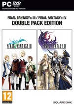 PC FINAL FANTASY III - IV DOUBLE PACK