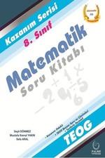8. Sınıf Matematik Soru Kitabı-Kazanım Serisi