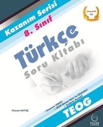 8. Sınıf Türkçe Soru Kitabı-Kazanım Serisi