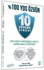 10 Deneme Sınavı-%100 YDS Özgün