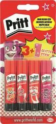 Pritt Stick 3x11g+1x10g HEROS