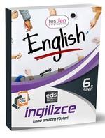 6.Sınıf İngilizce  Konu Anlatım Föyleri