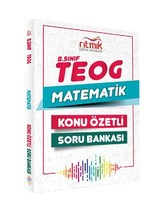 8.Sınıf TEOG Matematik Konu Özetli Soru Bankası