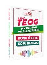 8.Sınıf TEOG Din Kültürü Ve Ahlak Bilgisi Konu Özetli Soru Bankası