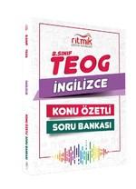 8.Sınıf TEOG İngilizce Konu Özetli Soru Bankası