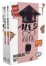 ALES 2018 Konu Anlatımlı Modüler Set
