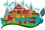 Dekoratif Cam Takısı İstanbul