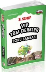 3.Sınıf VIP Tüm Dersler Soru Bankası