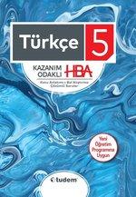 5.Sınıf Türkçe HBA