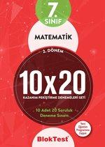 7.Sınıf 2. Dönem Matematik Kazanım Pekiştirme Denemeleri Seti