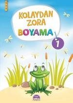Kolaydan Zora Boyama 1