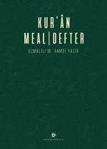 Kur'an Meal-Defter