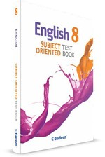 8 English Subject Oriented Test Book