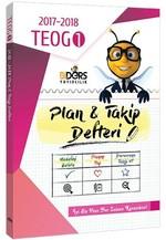 2017 2018 TEOG 1 Plan ve Takip Defteri