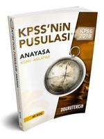 2018 KPSS'nin Pusulası Anayasa Konu Anlatımı