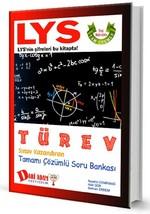 LYS Türev Tamamı Çözümlü Soru Bankası