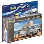 Revell Model Set VW T3 Camper 1/24 Maket (67344)