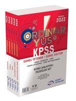 2018 KPSS Ordinaryüs Genel Yetenek Genel Kültür Lisans Modüler Set