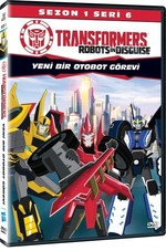 Transformers Robots In Disguise Sezon 1 Seri 6