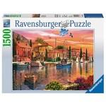 Ravensburger Akdeniz Limanı 1500 Parça Puzzle (W162802)