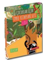 Çocuklar için Öykü Kitapları Seti 1-10 Kitap Takım