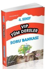 4.Sınıf VIP Tüm Dersler Soru Bankası