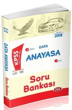 KPSS 2018 Anayasa Soru Bankası