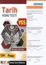 YGS Tarih Konu Testi