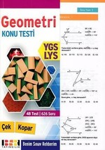 YGS Geometri Konu Testi