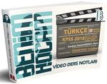 KPSS Türkçe Video Ders Notları