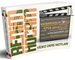 KPSS Vatandaşlık Video Ders Notları