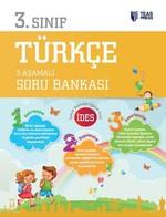 3.Sınıf Türkçe 3 Aşamalı Soru Bankası