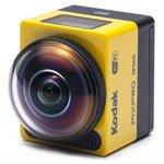 Kodak Pixpro Extreme Pack 360°Vr Aksiyon Kamera Wi-Fi & Full Hd