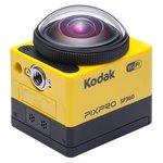 Kodak Pixpro Aqua Pack 360°Vr Aksiyon  Kamera Wi-Fi & Full Hd