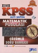 KPSS 2018 Matematik Pusulası Çözümlü Soru Bankası
