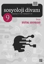 Sosyoloji Divanı 9-Dijital Sosyoloji