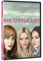 Big Little Lies Dizi - HBO Special Series, Dvd