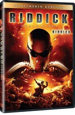 Chronicles Of Riddick Director's Cut - Riddick Günlükleri DVD