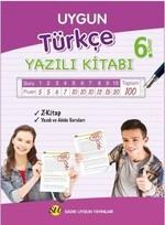6.Sınıf Türkçe Yazılı Kitabı