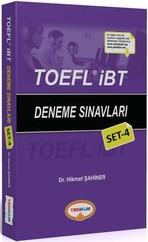 TOEFL İBT Deneme Sınavları Set 4