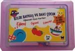 Bilge Baykuş ve Dahi Çocuk Sarı-Eğlenceli Oyun Kartları 3-4 Yaş