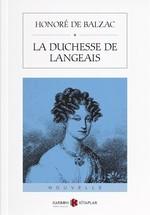 La Duchesse De Langeais-Fransızca