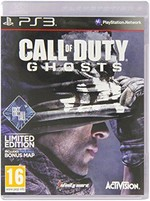 PSX3 CALL OF DUTY GHOSTS LIMITED EDITION